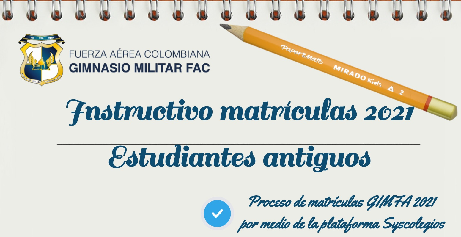 MANUAL DE MATRICULA GIMFA 2021