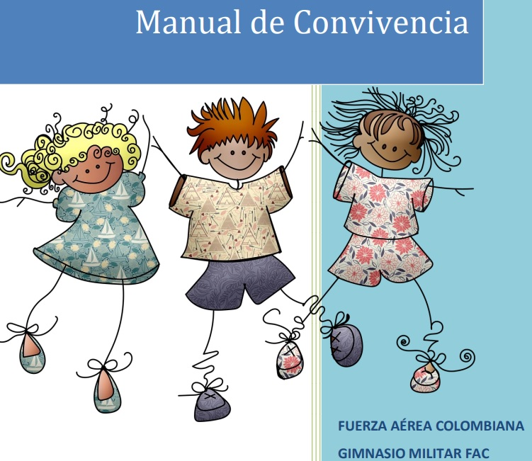 INSTRUCTIVO PARA DESCARGA DEL MANUAL DE CONVIVENCIA GIMFA 2021